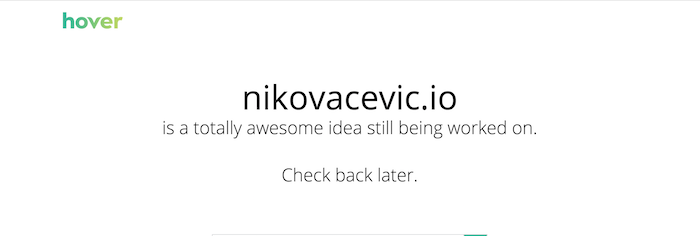 hover thinks my idea is totally awesome
